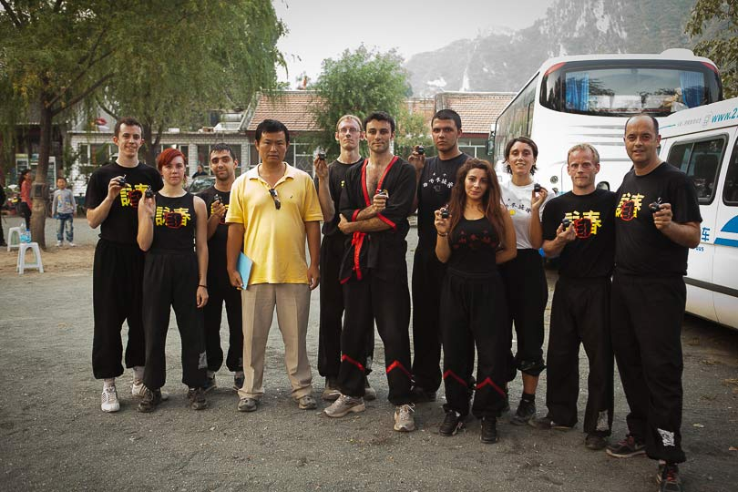 China, Great wall, Guinness Record, Wing Tsun