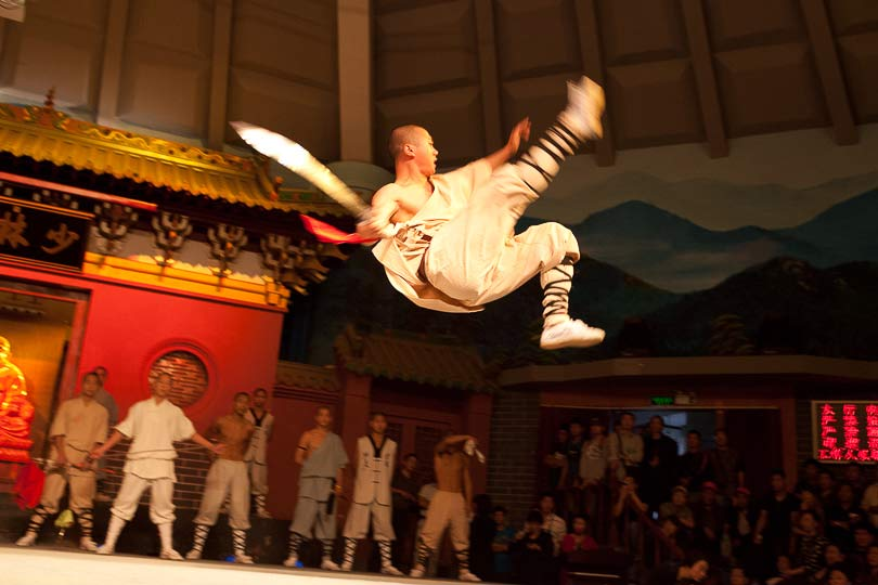 China, Shaolin temple, Monk, Martial Art